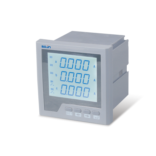 SJ900I三相智能电力仪表